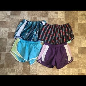 Pants - Running shorts
